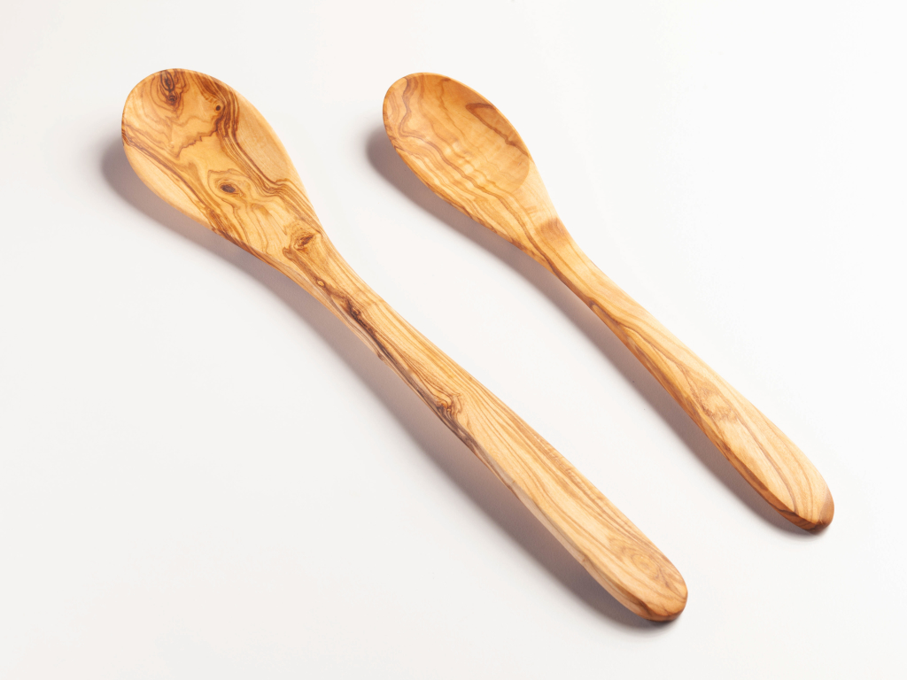 Cook- and serving spoon 30 cm