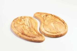 Board Ying Yang  - ca. 30x15 cm