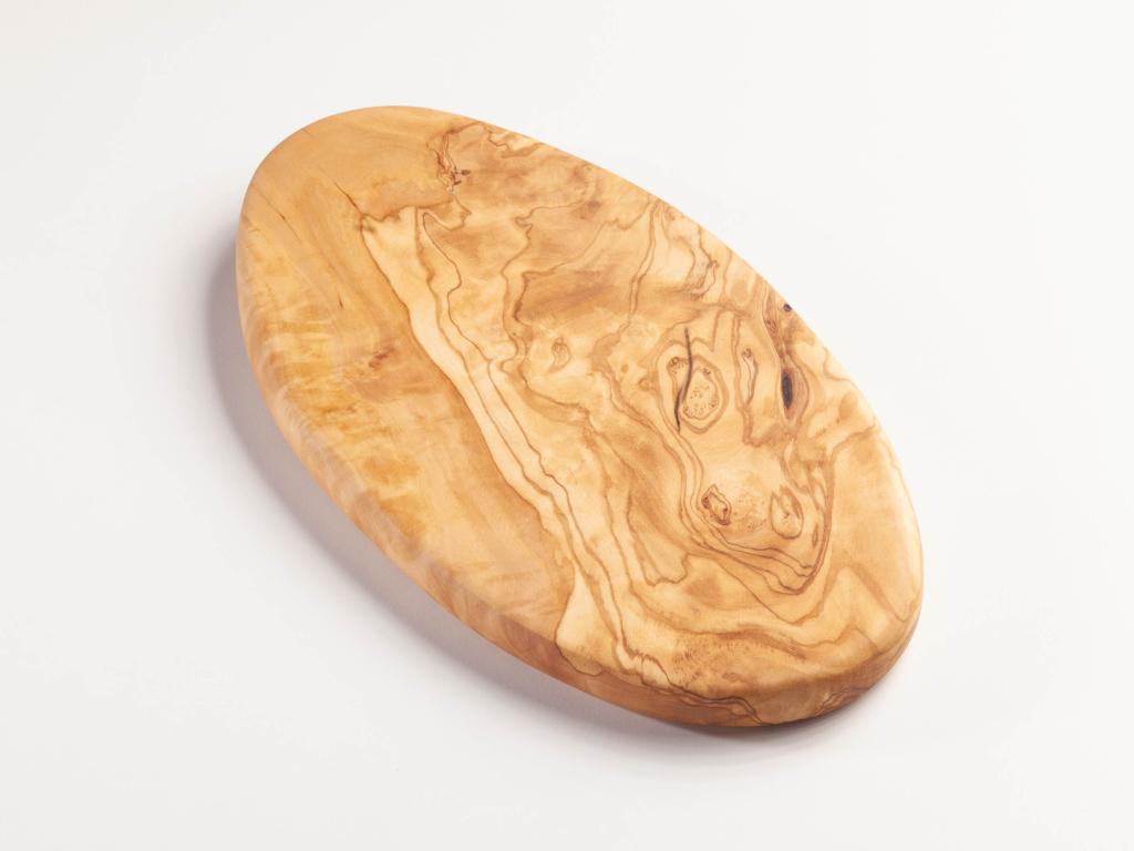 Board oval shaped, small - ca. 25x15,5 cm