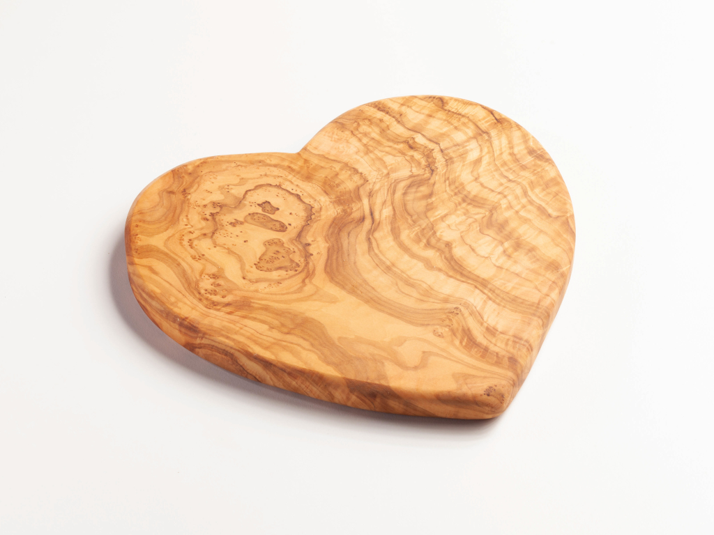 """Board """"heart-shape"""""""