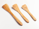 Curved spatula, small