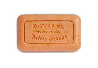 """Savon de Marseille"" 125gr Bittere Orange"