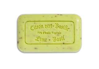 """""""Savon de Marseille"""" 125gr Limette-Basilikum"""