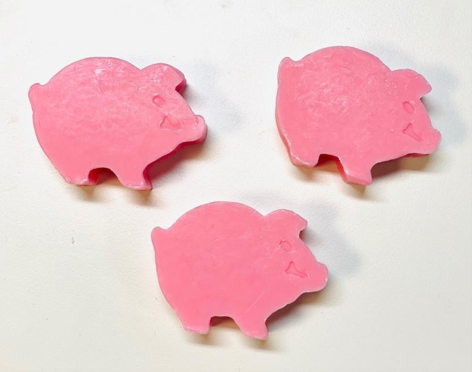 Gästeseife Glück Schwein 35 gr