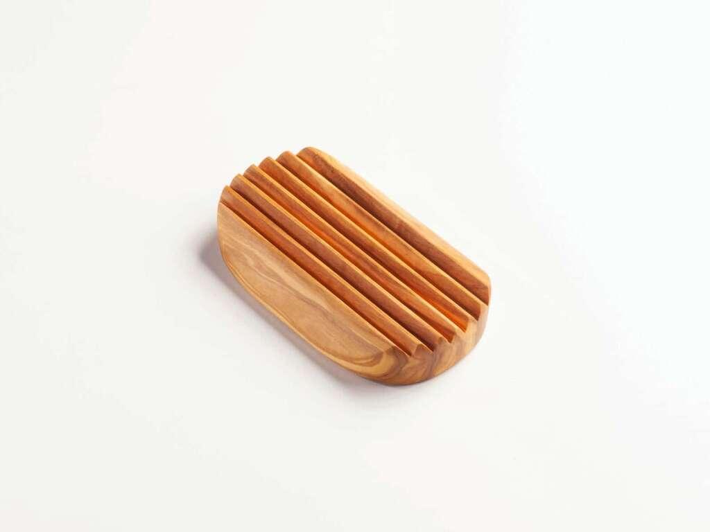 Soap tray oval, ca. 8x12,5 cm