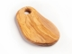 Breakfast Board with hole - very small ca. 24x14cm