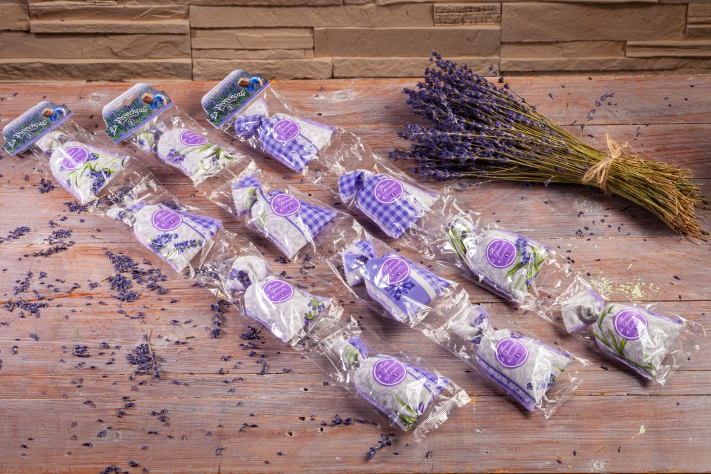 4-pack of scented Lavenderrbags